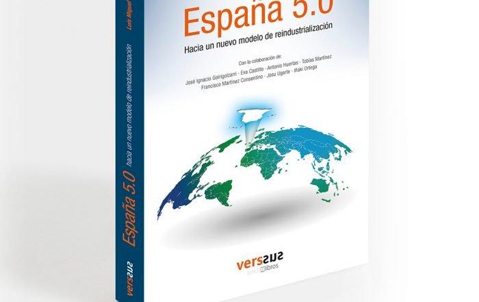 España 5.0 Luis Miguel Gilperez